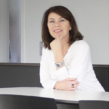 Gaby Schuster Dipl. Kommunikationswirtin Smile Werbeagentur